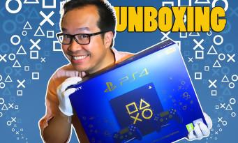 """PS4 : notre unboxing de la console """"Days of Play"""" et son bleu électrique"""