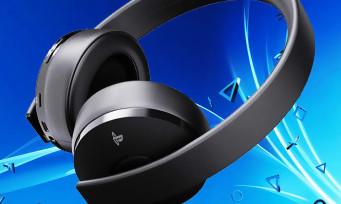 PS4 : toutes les nouveautés sur le nouveau casque sans-fil Gold juste ici !