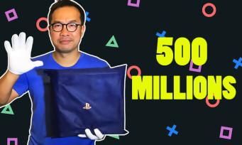 PS4 500 Millions : on vous unboxe la console ultra collector de Sony