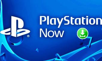 PlayStation Now : le streaming n'est plus obligatoire, le téléchargement permis