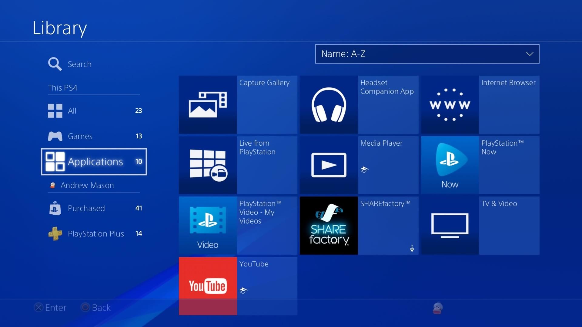 Que comprendra le firmware 5.50 de la PS4