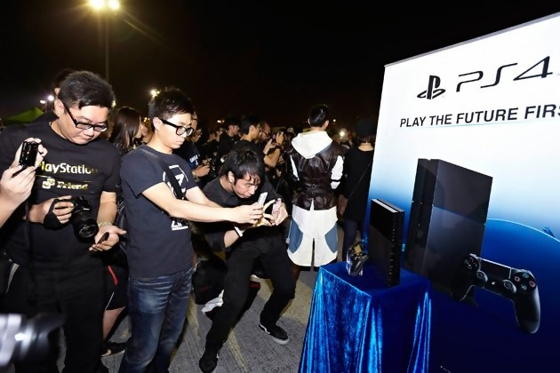 ps4 le prix et la date de sortie officielle en chine. Black Bedroom Furniture Sets. Home Design Ideas