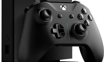 """Xbox One X : toutes les images de l'édition limitée """"Project Scorpio"""""""