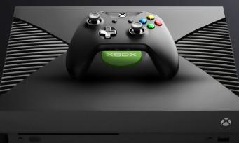 """Xbox One X """"Project Scorpio"""" : un fan imagine une version alternative"""