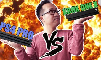 Xbox One X : on y a bien joué, va-t-elle écraser la PS4 Pro ?