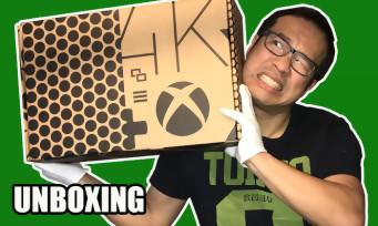 Xbox One X : notre unboxing de la console la plus puissante du monde