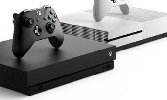 Xbox One X : non, la Xbox One S ne bridera pas la console