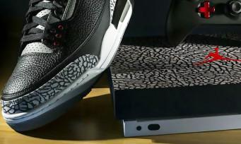 Microsoft va sortir trois Xbox One X aux couleurs des baskets Air Jordan
