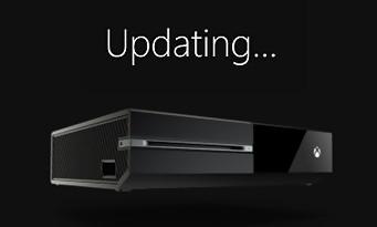 Xbox One : téléchargez la mise à jour d'avril
