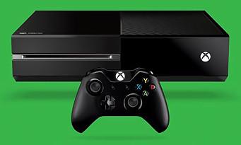 Xbox One : une mise à jour avant l'arrivée de Windows 10