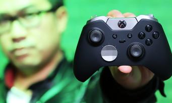 Xbox One Elite Controller : notre unboxing de la superbe manette référence