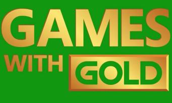 Games With Gold : voici les jeux gratuits du mois de mai 2016