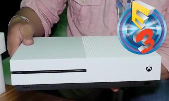 Xbox One Slim : unboxing de la nouvelle console de Microsoft à l'E3 2016