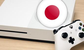 Au Japon, la Xbox One S est avant tout un lecteur Blu-ray 4K !