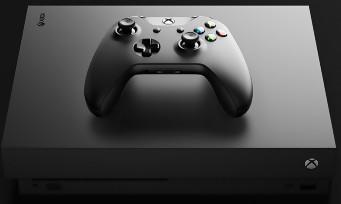 Xbox One X : voici le 1er spot TV consacré à la console