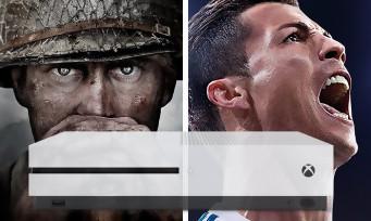 Xbox One S : la liste complète des packs disponibles à prix réduit