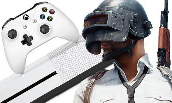 PUBG : voici le contenu du pack Xbox One S 1 To
