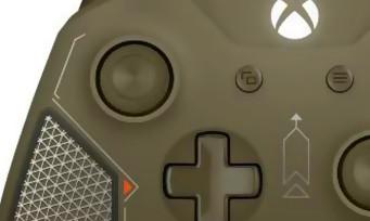 Xbox One : tout savoir sur la manette Combat Tech
