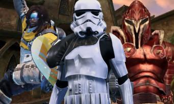 Xbox One X : 19 jeux dont Star Wars Battlefront 2 sont rétrocompatibles
