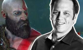 Xbox One : Microsoft promet des exclus solo aussi fortes que God of War