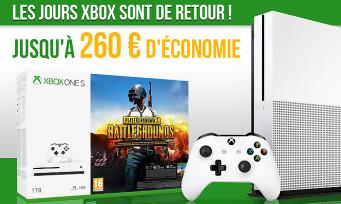 Xbox One : les meilleures promos sur les consoles, manettes et accessoires