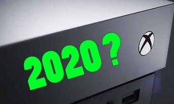 Microsoft : la nouvelle Xbox, c'est dans seulement 2 ans ! Premières infos