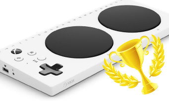 Xbox Adaptive Controller : Microsoft reçoit le prix de l'invention de l'année