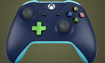Xbox Design Lab : la customisation des manettes Xbox One en vidéo