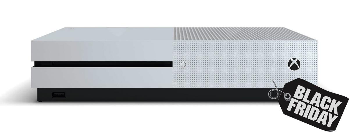 Black Friday : la Xbox One S + 1 jeu à 179€, soit 100€ d'économie !