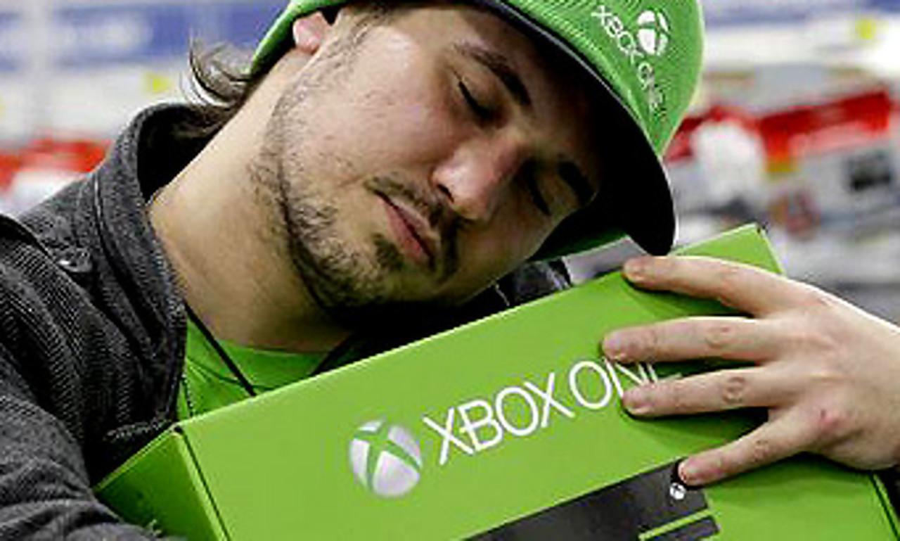 Xbox one les chiffres de ventes de la console de - Quel est la meilleur console ps4 ou xbox one ...