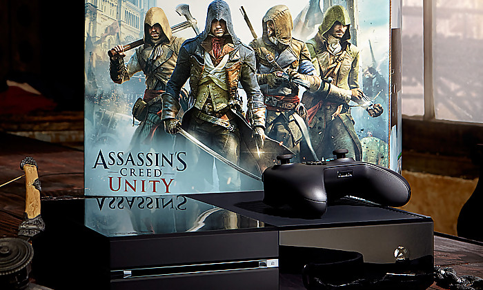 xbox one deux nouveaux packs avec deux jeux assassin 39 s creed. Black Bedroom Furniture Sets. Home Design Ideas