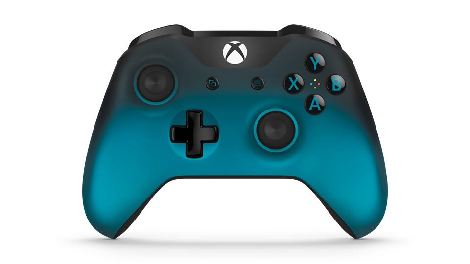 xbox one la manette de la console s 39 offre deux nouvelles couleurs. Black Bedroom Furniture Sets. Home Design Ideas