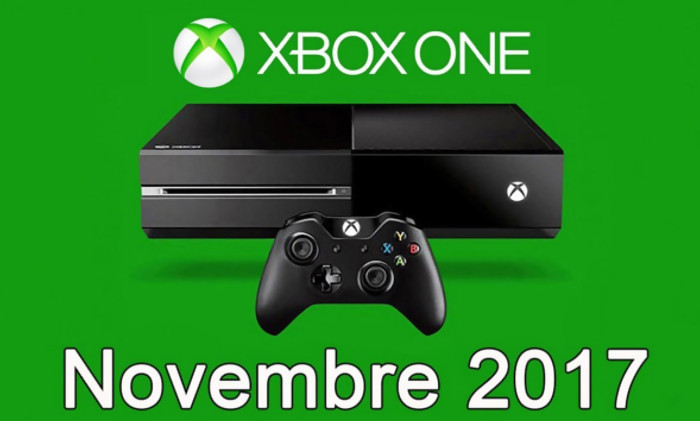 xbox one xbox 360 voici la liste des jeux gratuits de novembre 2017. Black Bedroom Furniture Sets. Home Design Ideas