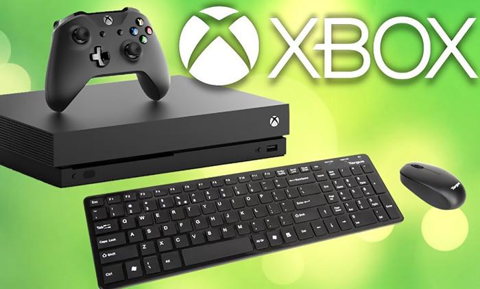 xbox one les claviers et souris bient t compatibles. Black Bedroom Furniture Sets. Home Design Ideas