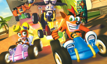E3 2017 : Crash Team Racing de retour dans un remake à l'E3 2017 ?