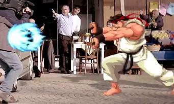 Street Fighter 2 : la pub de la compagnie d'assurances turque