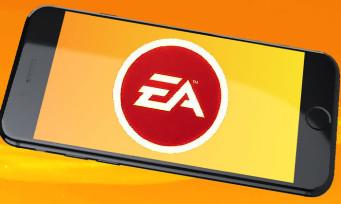 Electronic Arts : l'éditeur rachète un spécialiste du jeu mobile