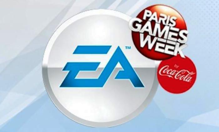 Paris games week 2017 la liste des jeux ea pr sents sur for Salon paris games week