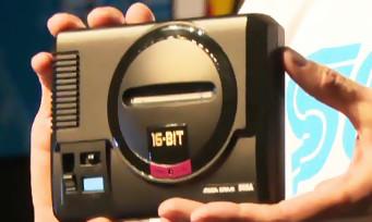 Megadrive Mini : toutes les images de la console rétro miniature