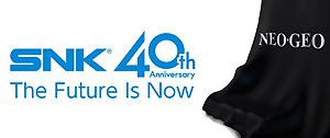 SNK : une nouvelle machine Neo Geo pour les 40 ans de la marque