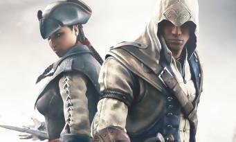 Assassin's Creed : Ubisoft dévoile les bustes de Connor et Aveline