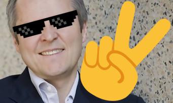Ubisoft : voici le message d'Yves Guillemot après le retrait de Vivendi