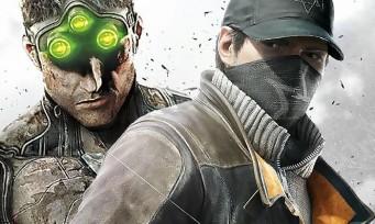 Ubisoft annonce une suite en développement, Splinter Cell en vue ?