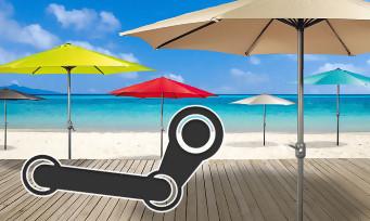 Steam : les soldes d'été approchent à grands pas