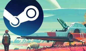 Charts Steam: les meilleures ventes de jeux PC debut août 2018