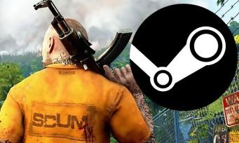 Charts Steam : les meilleures ventes de jeux PC septembre 2018