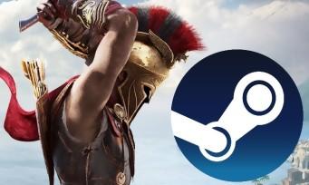 Charts Steam : les meilleures ventes de jeux début octobre 2018