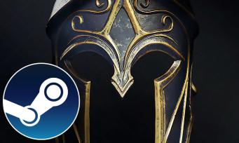 Charts Steam : meilleures ventes de jeux PC début octobre 2018