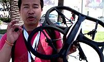 E3 2012 : la vidéo du drone 2.0 de Parrot