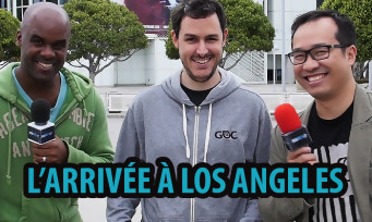 E3 2016 : JEUXACTU à Los Angeles, 1ère vidéo au Convention Center